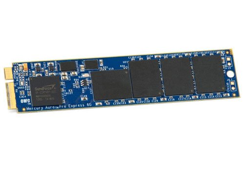 OWC Aura Pro SSD 480GB  Macbook Air 2012 SSD disks
