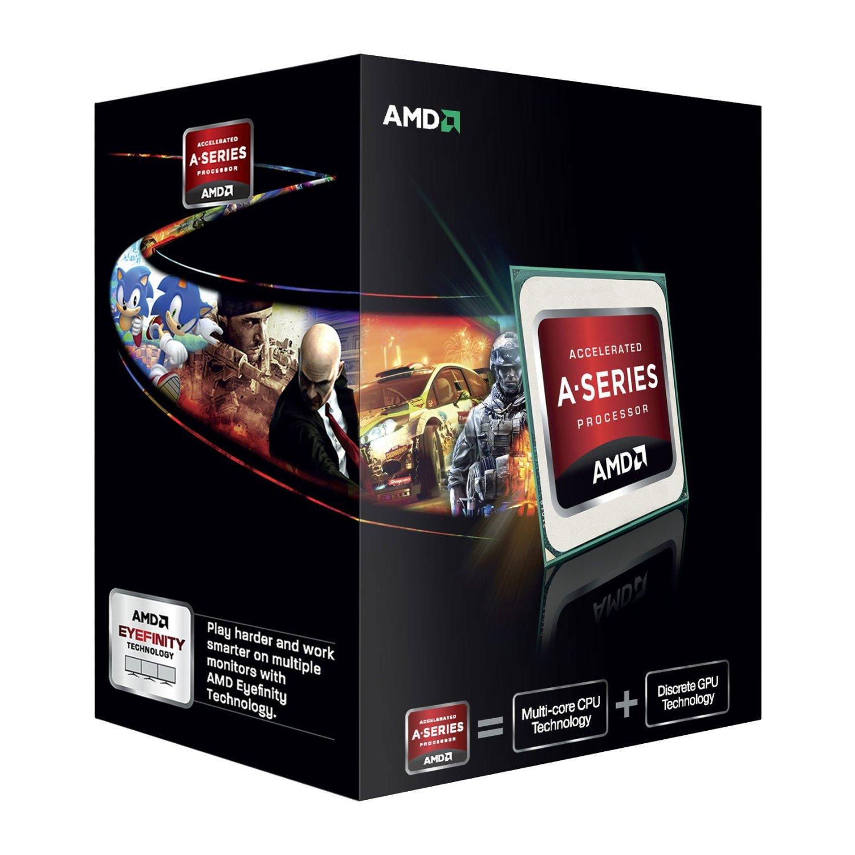 AMD A6-7400K 4C 65W FM2+ CPU, procesors