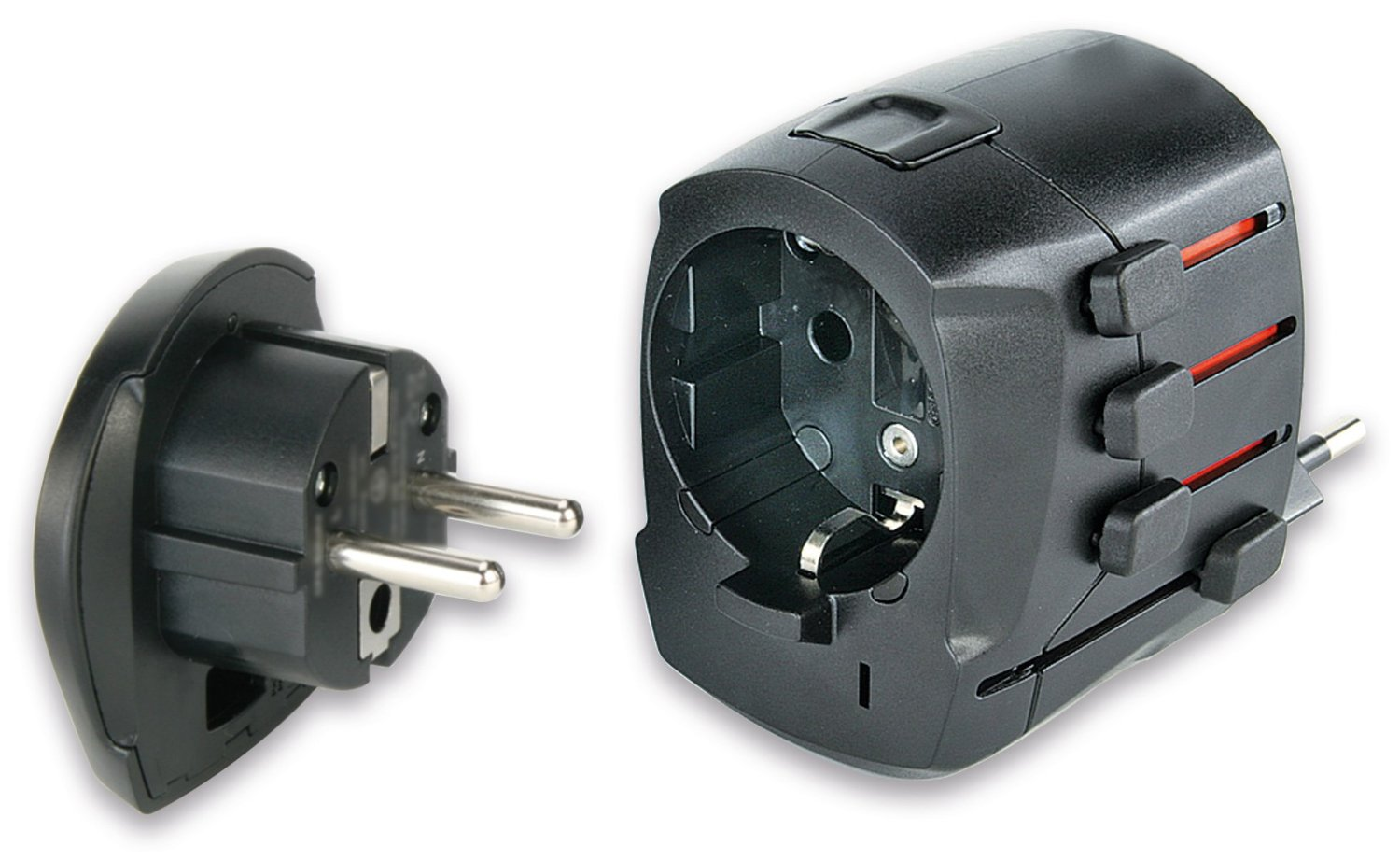 Ansmann All in One 3 - Adapter Gniazda zasilajacego
