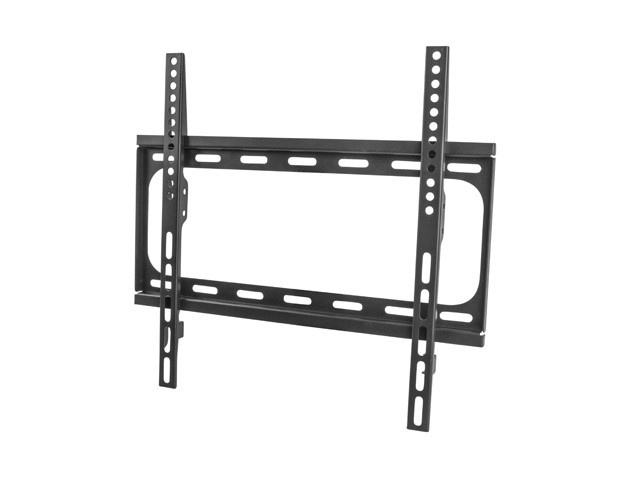 Natec TV wall mount/bracket (26''-55'') fixed, up to 45kg,VESA max 400x400,black TV stiprinājums