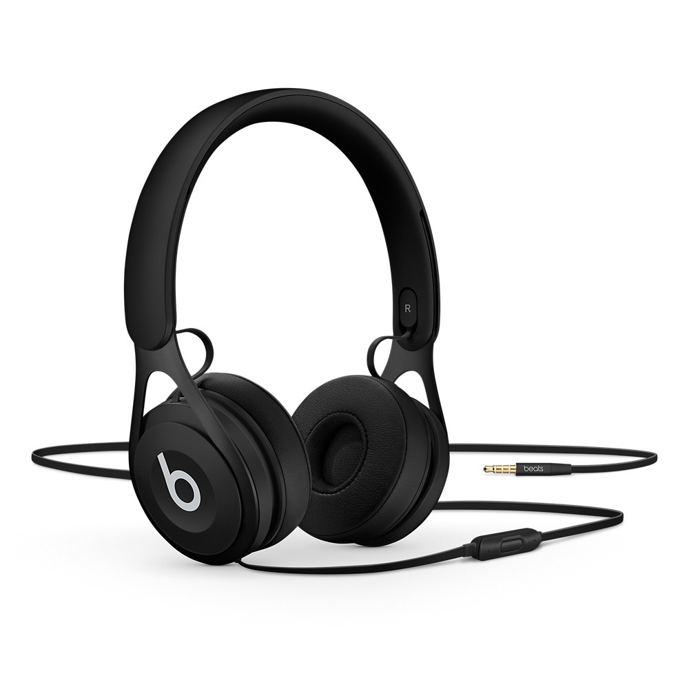 APPLE Beats EP On-Ear Headphones - Black aksesuārs