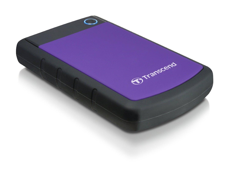 TRANSCEND 1TB StoreJet USB3.0 2,5inch Ārējais cietais disks