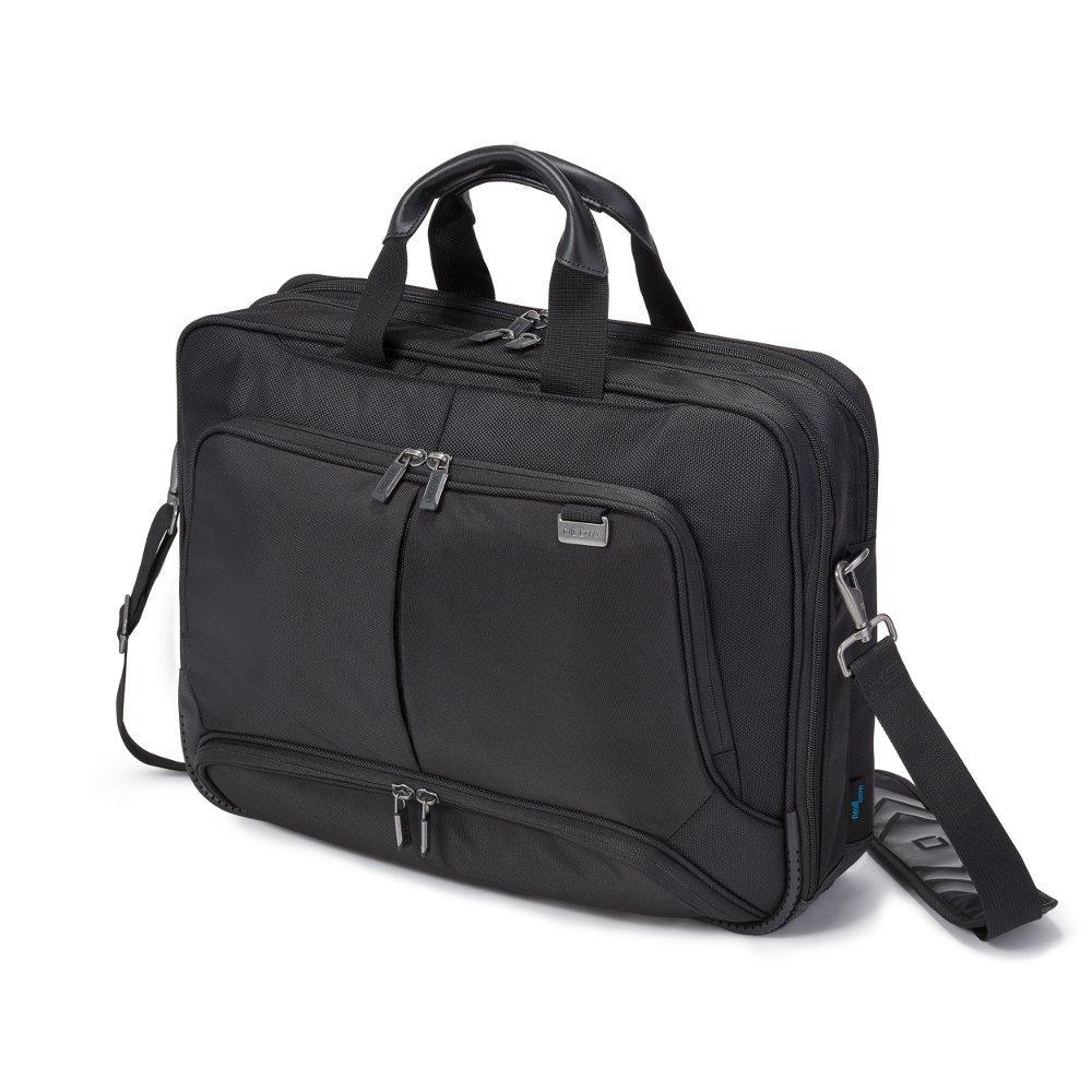 Dicota Top Traveller PRO 15 - 17.3 notebook case portatīvo datoru soma, apvalks