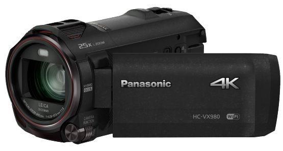 HC-VX980 black Video Kameras
