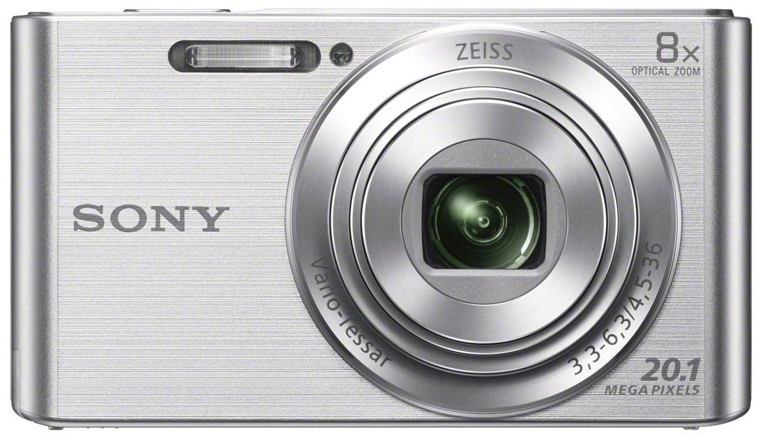 SONY DSC-W830S Digitālā kamera