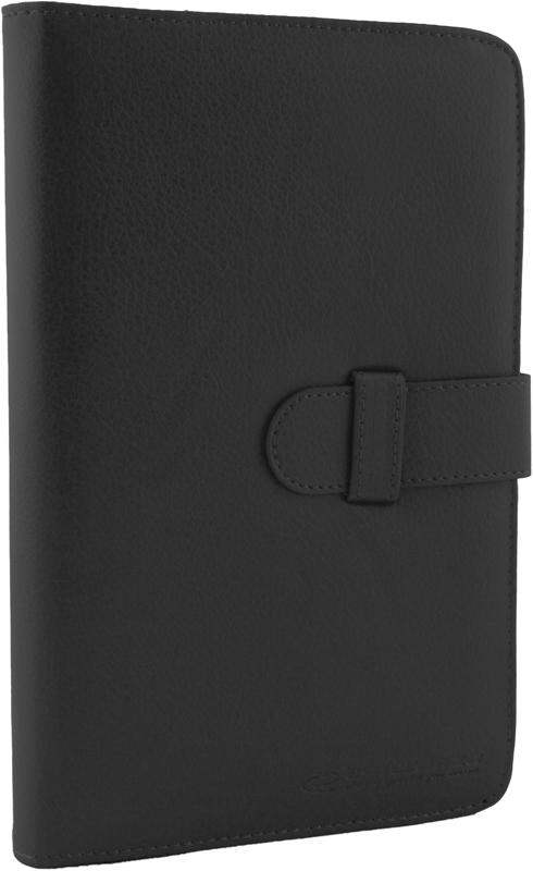 ESPERANZA Case for Tablet 7'' ET181K | Black | Ecologic Leather planšetdatora soma