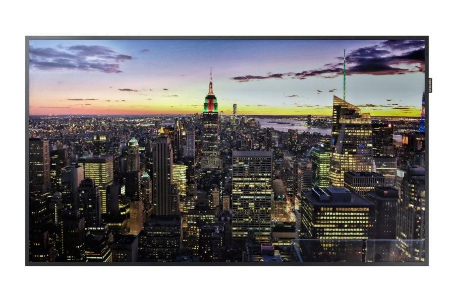 SAMSUNG QM49F 49inch UHD 16:9 edge-LED publiskie, komerciālie info ekrāni
