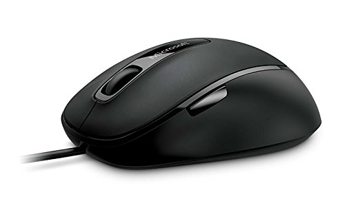 Microsoft Comfort Mouse 4500 USB black Datora pele