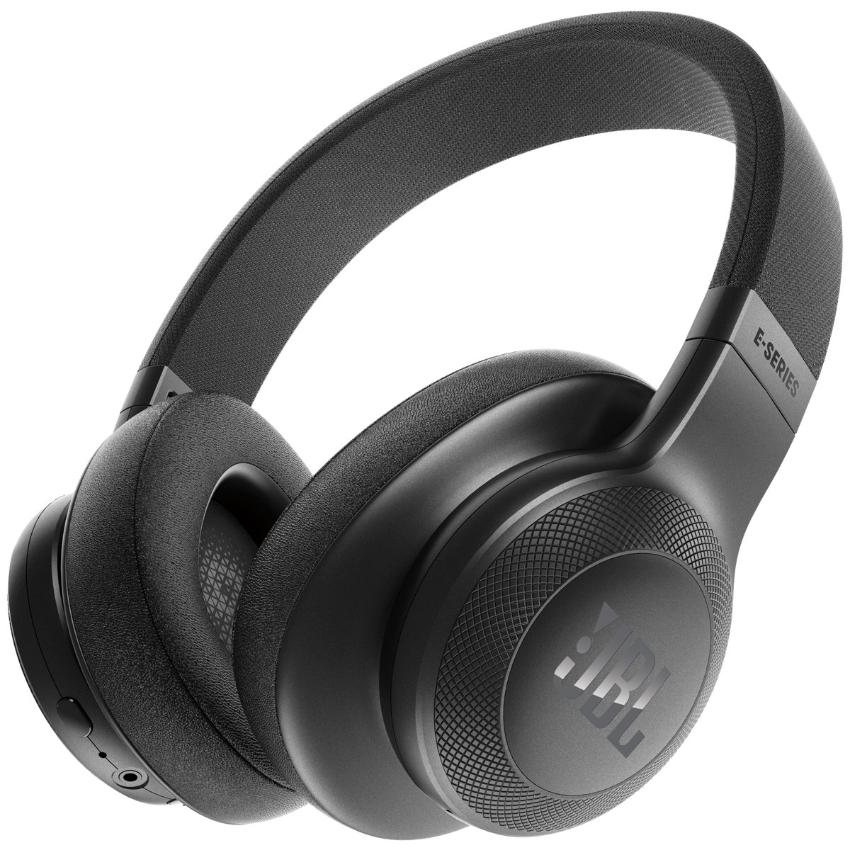 JBL E55BT - Headphones with Microphone - Full-Size - Bluetooth - Wireless - Black austiņas