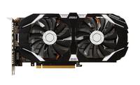 MSI GeForce GTX 1060 OC, 3GB GDDR5 (192 Bit), HDMI, DVI, DP video karte