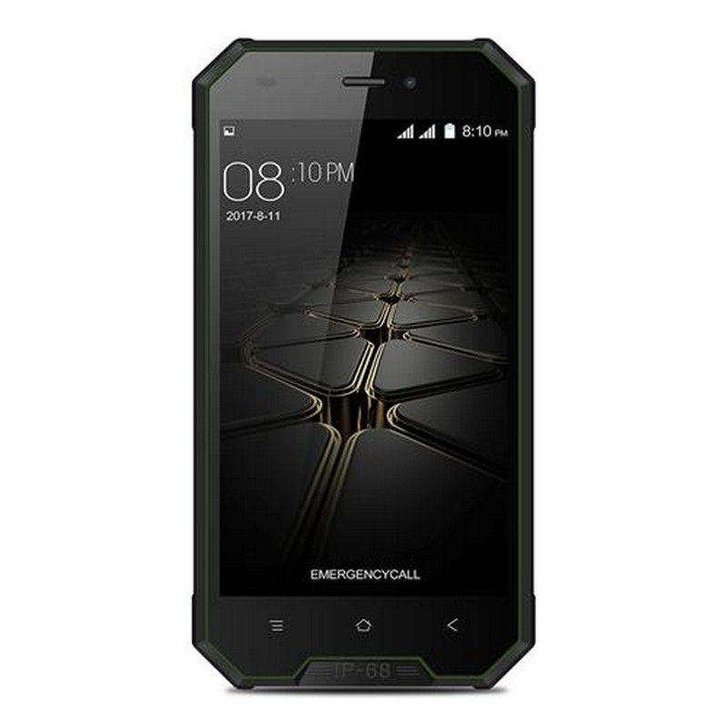 Blackview BV4000 Pro 2/16GB  Flora Green Mobilais Telefons