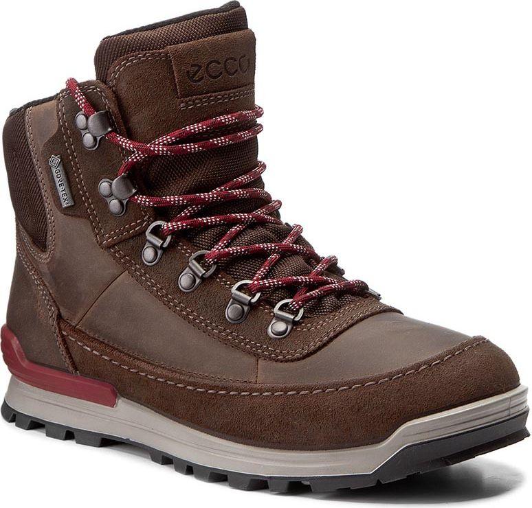 Ecco Buty meskie Oregon brazowe r. 43 (82600451869) 82600451869 Tūrisma apavi