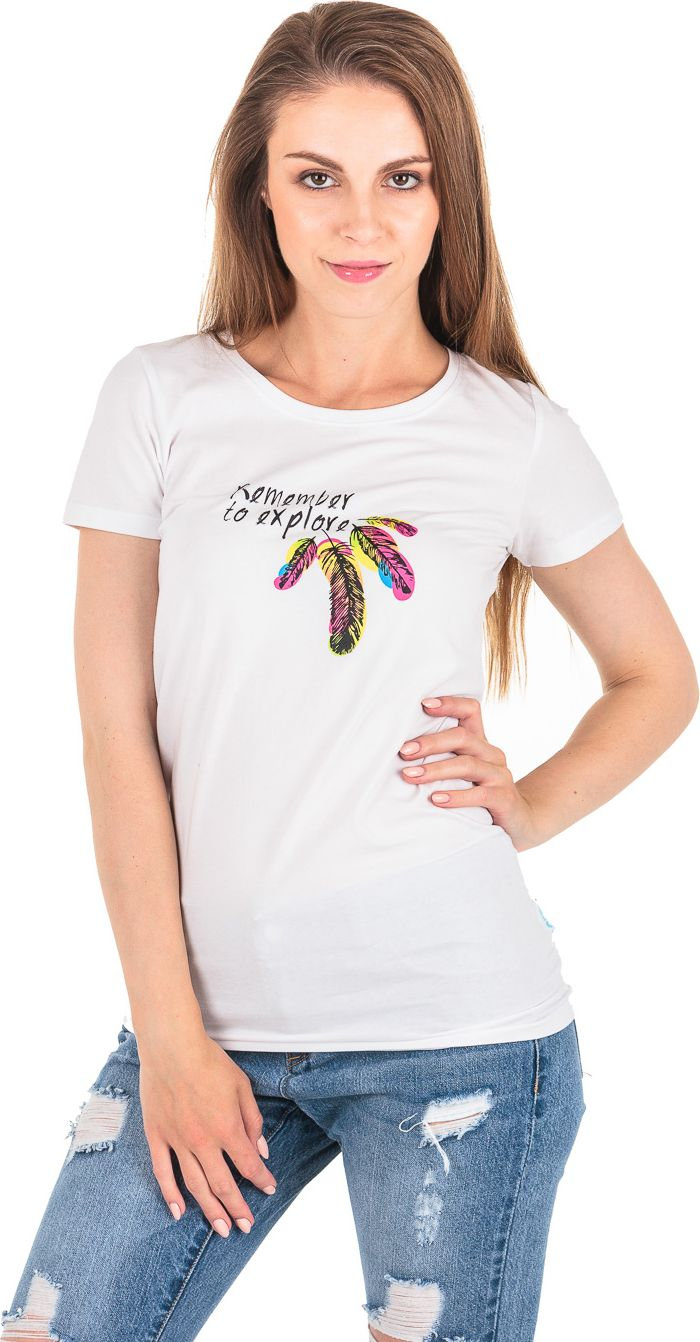 Elbrus Koszulka JENNY Biala r. S 5901329814680