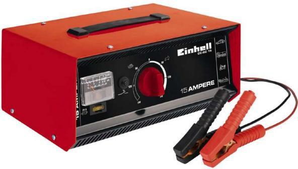 Einhell Prostownik CC-BC 6 - 24V 15A (1075031) 1075031 auto akumulatoru lādētājs