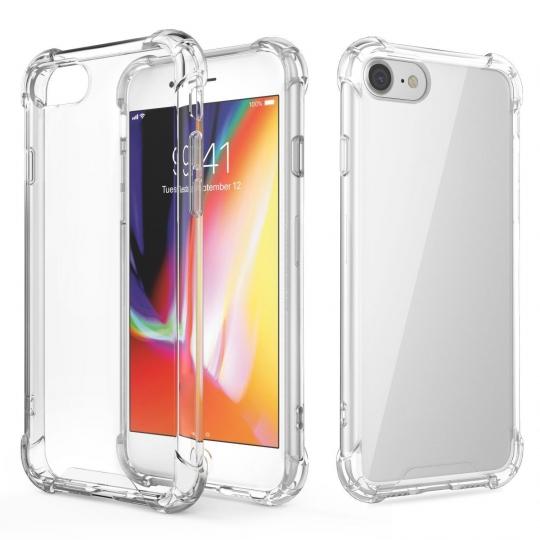 Anti-Shock Clear back case Samsung Galaxy SM-A605F A6 Plus 2018 aksesuārs mobilajiem telefoniem
