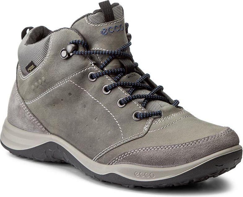 Ecco Buty meskie Espinho szare r. 44 (83902457486) 83902457486 Tūrisma apavi