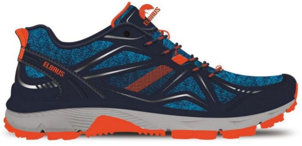 Elbrus Buty meskie Gladis Blue Coral/ Navy/ Orange r. 43 5902786020553 Tūrisma apavi