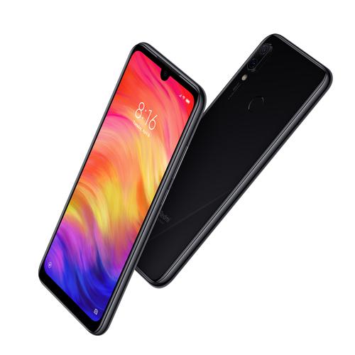 Xiaomi Redmi Note 7 4GB/64GB Black Mobilais Telefons