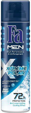 Fa Men Xtreme Polars Dezodorant w sprayu 150ml 68733854