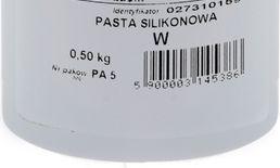 Ergom Pasta silikonowa W/0,5kg  (E05CE-01010200401) E05CE-01010200401