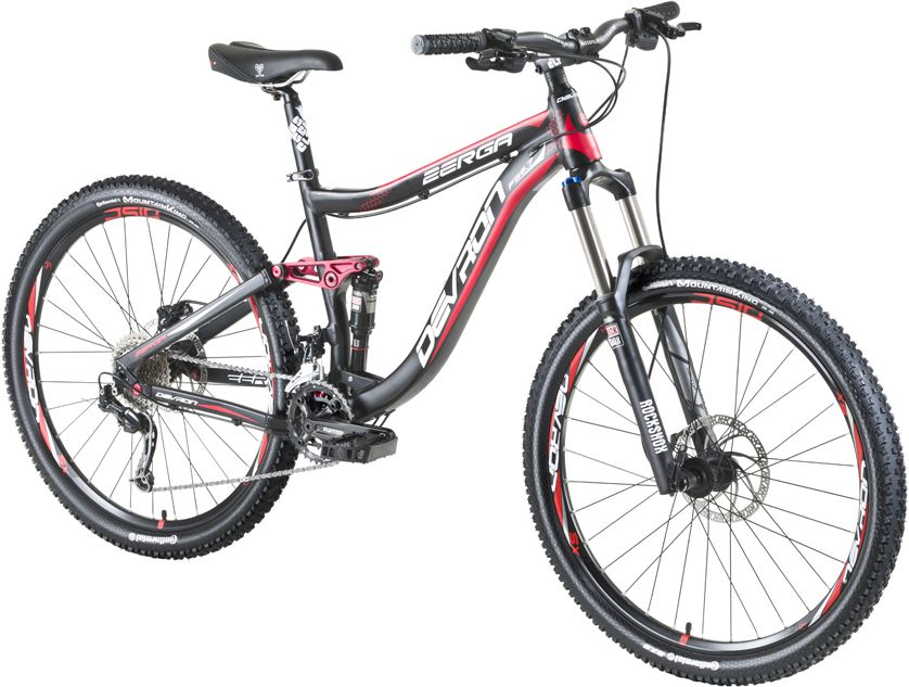 Devron Rower gorski Zerga FS6.7 27,5