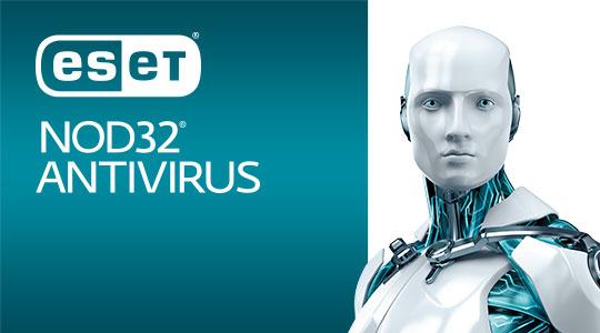 Eset NOD32 Antivirus ESD 1U 24M