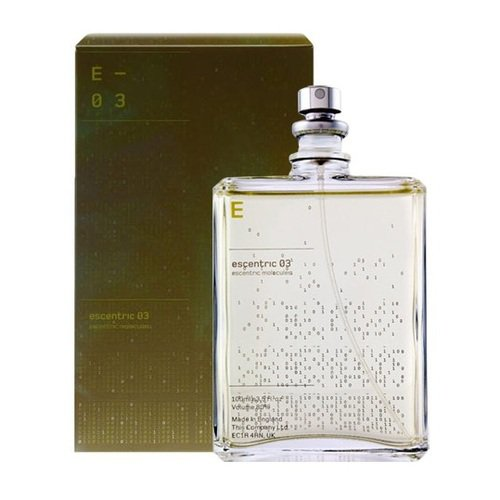 Escentric Molecules Escentric 03 EDT 100ml 5060103310104