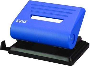 Dziurkacz Eagle Dziurkacz Eagle 837, 20 kart. niebieski (21K006C) 21K006C