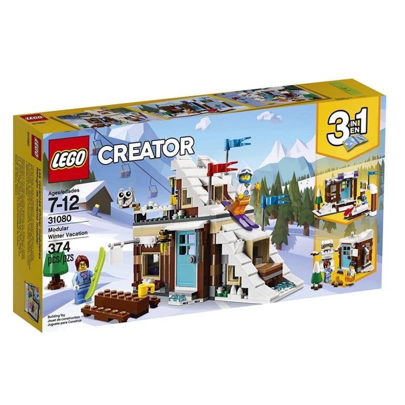 LEGO Creator 31080 Modular Winter Vacation LEGO konstruktors