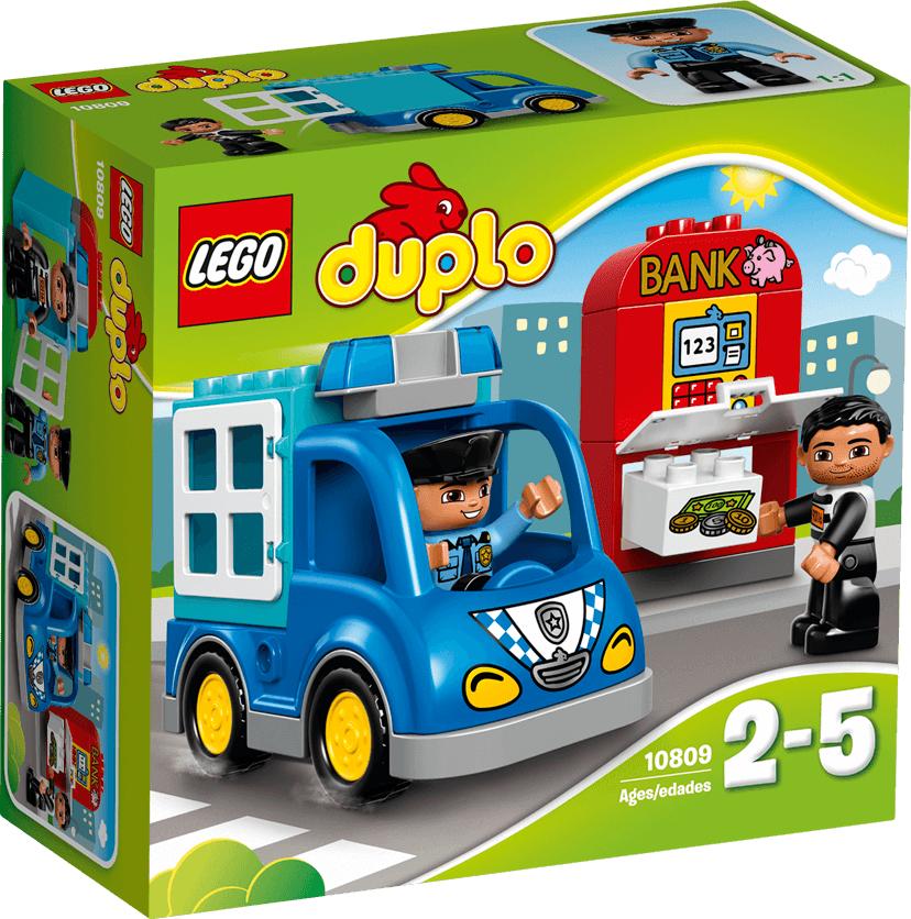 LEGO  DUPLO 10809 Polizeistreife LEGO konstruktors