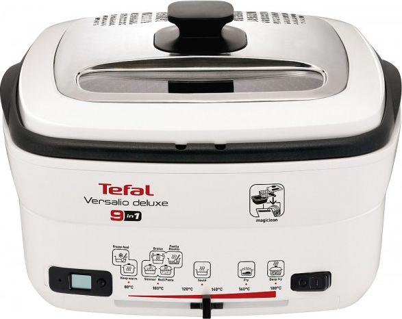 Deep fryer Tefal FR495070 Versalio Deluxe ritēšanas iekārtas (Taukvāres katls)