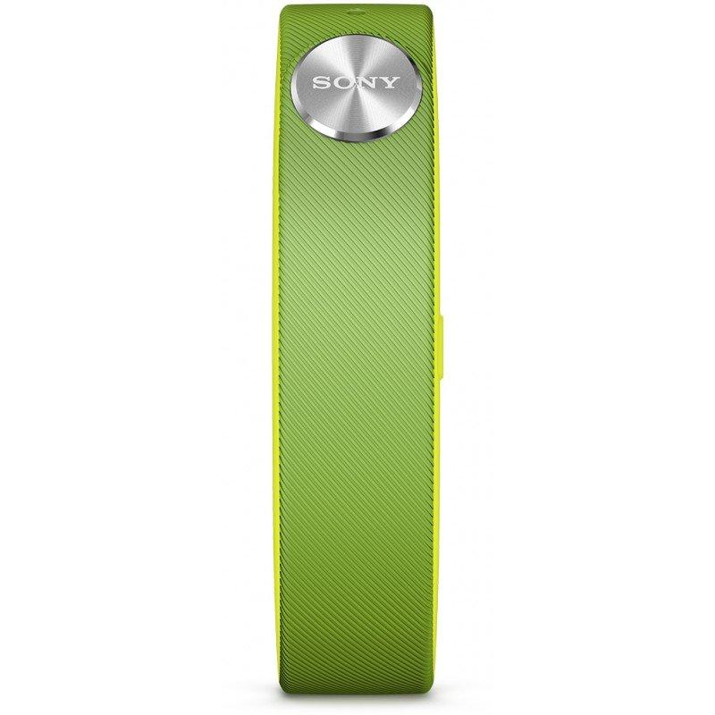 Sony SWR10 SmartBand Activity Viegla Sporta Aproce-Pulkstenis / Pulsa Mērītājs / BT 4.0 Zaļa SWR10 Viedais pulkstenis, smartwatch