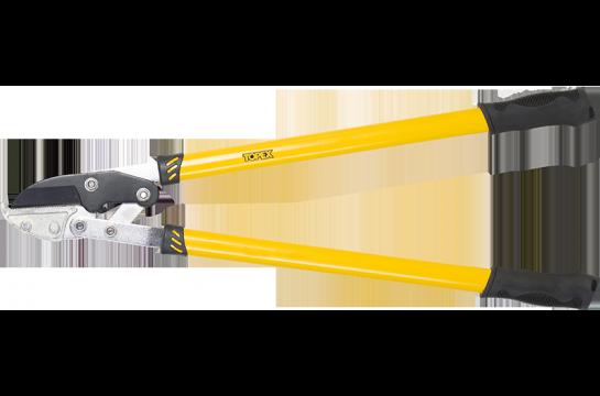 Topex Sekator do galezi 750mm kowadelkowy ostrze 80mm (15A251) 15A251 Šķēres