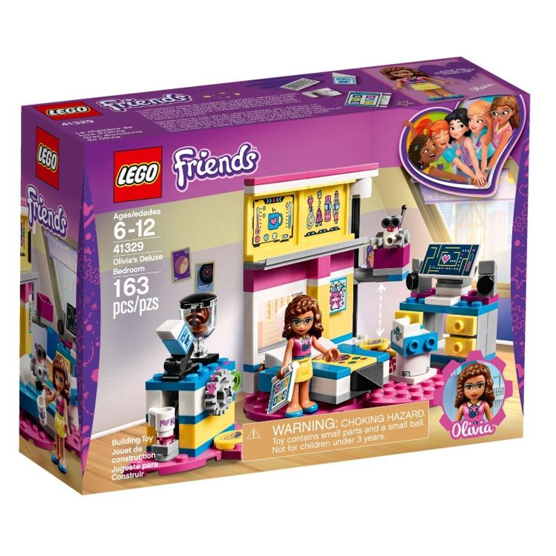 LEGO Friends 41329 Olivia's Deluxe Bedroom LEGO konstruktors
