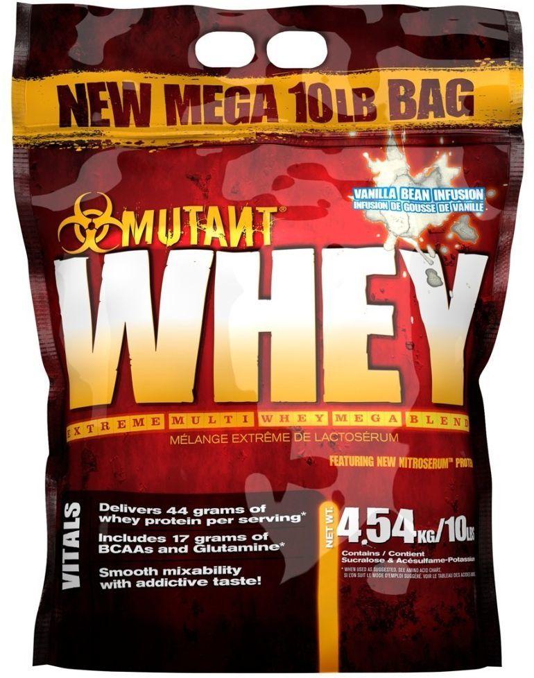 PVL Mutant Whey vanilla 4.54kg