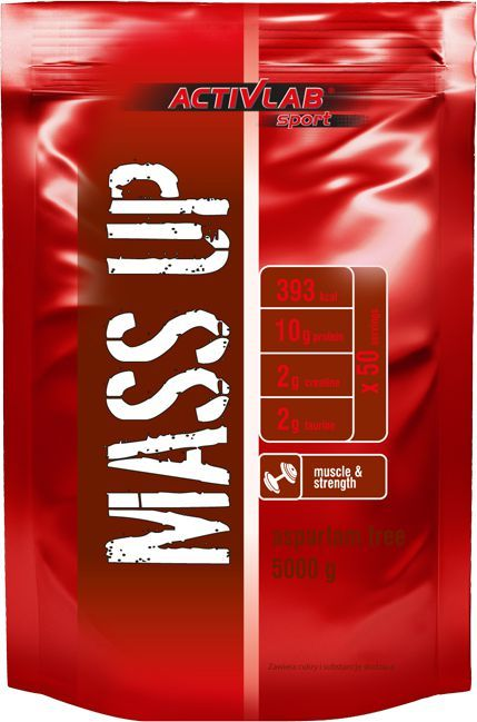 Activlab Mass UP Walnut 5000g