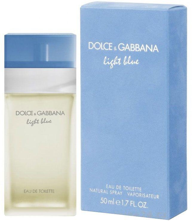 Dolce  Gabbana Light Blue 50ml Smaržas sievietēm