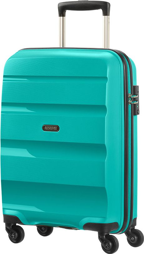 Samsonite Walizka Bon Air Spinner S turkusowa (85A-31-001) 85A-31-001