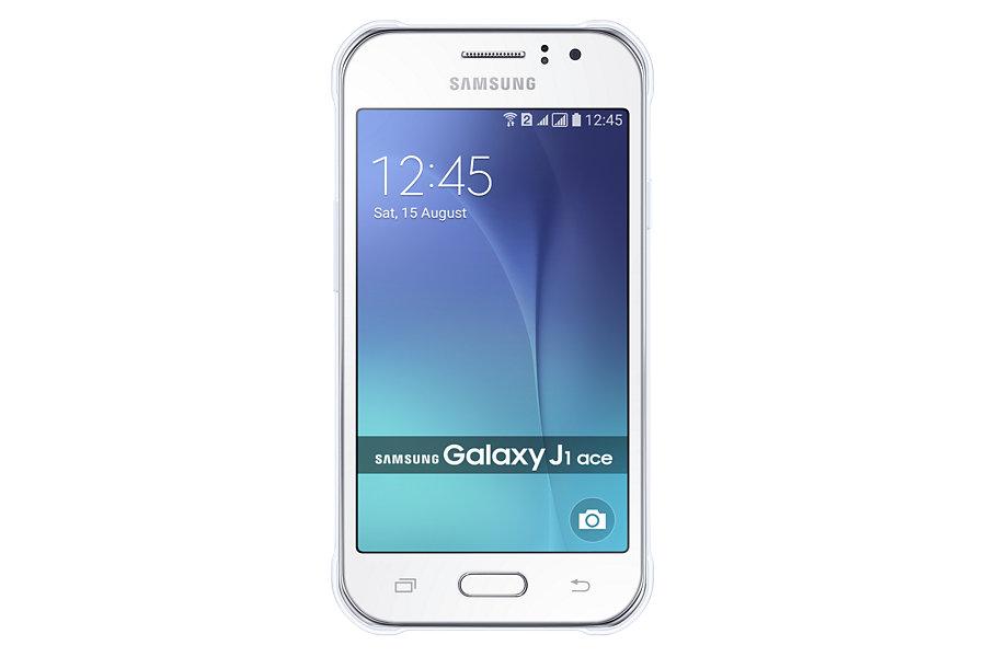 Samsung J110H DS Galaxy J1 ACE white Mobilais Telefons