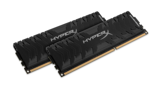 Kingston HyperX Predator 2x4GB 2400MHz DDR3 DIMM CL11 - black operatīvā atmiņa