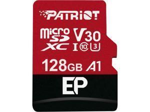 Flash card Micro-SD 128GB Patriot EP Series atmiņas karte