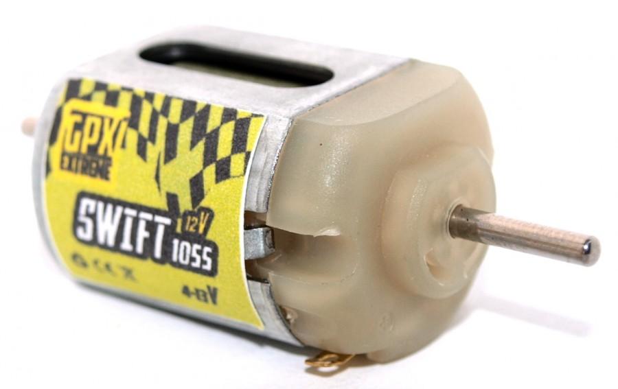 SWIFT Slot 10SS Power Tuning 12V Motor GPX/S10SSBD12V