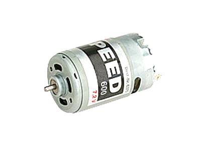 Silnik SPEED 600 7,2V GRA/1793