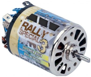 Brushed motor 17T Rally Special 3 - 57672 LRP/57672
