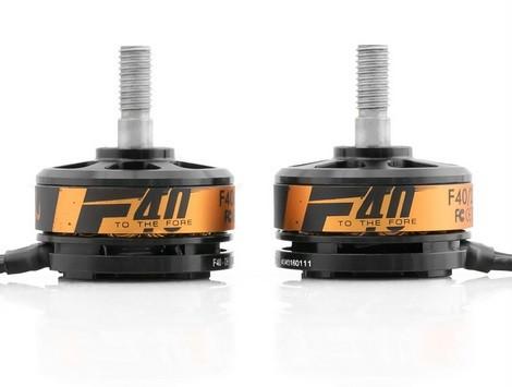 Two brushless motors set T-MOTOR F40 II 2600kV TM/F40/2600KV-2PCS