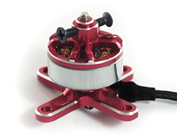 Brushless motor 1306 2700kV (carbon rod holder) AAMF13002