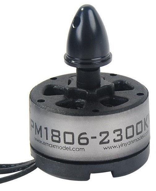Motor EMAX Plastic PM1806 2300KV CCW EMA/PM1806CCW