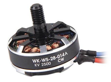 Brushless motor CW KV2500 F210-Z-21 F210-Z-21