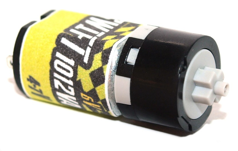 SWIFT motor w/ gear 171:1 (105 rpm) GPX/S00070315