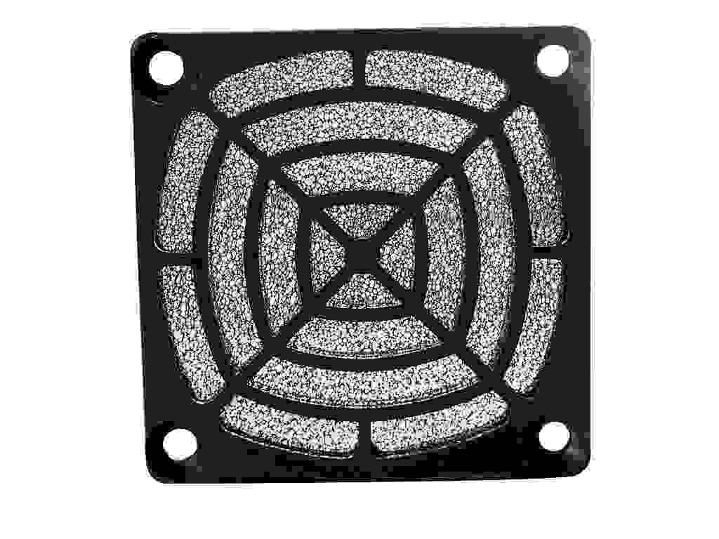 Akasa FAN FILTER GRM120-30 black 12cm aksesuārs datorkorpusiem